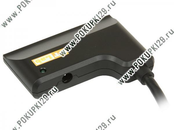 """Переходник USB3.0-SATA III STLab  """"U-570 """", с блоком питания."""